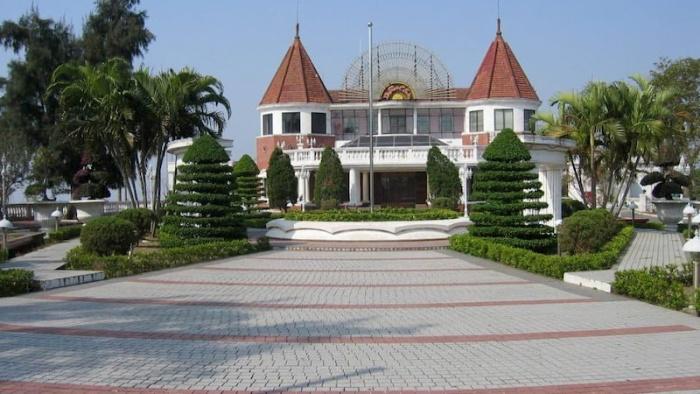 Sòng bạc Casino ở Đồ Sơn - Hải Phòng