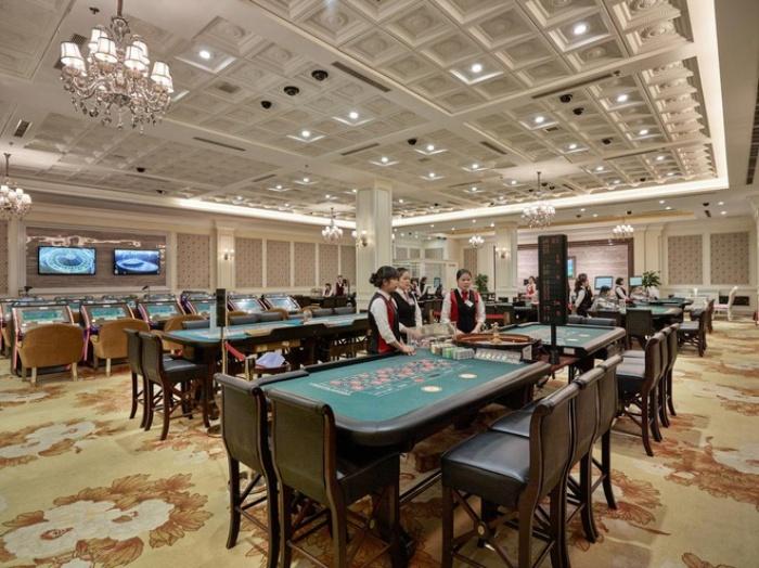 Tên gọi khác của sòng bạc Casino được đặt tại thành phố Hạ Long là Royal International Gaming Club