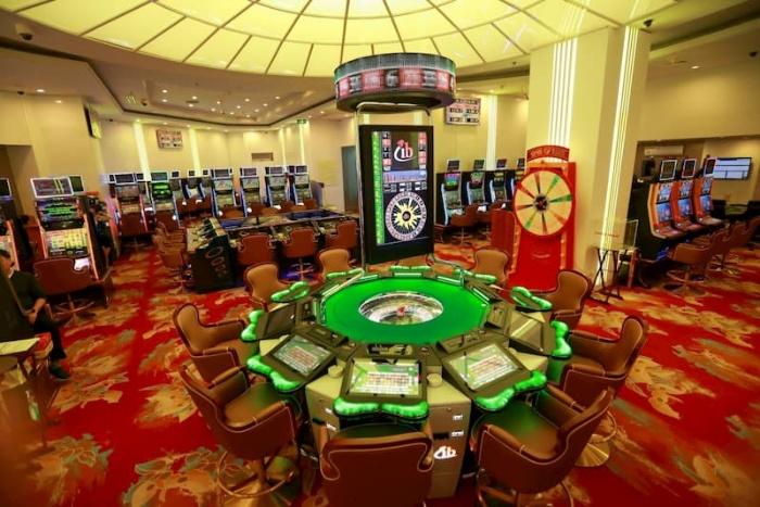 Sòng bạc tại khách sạn Marriott Hà Nội