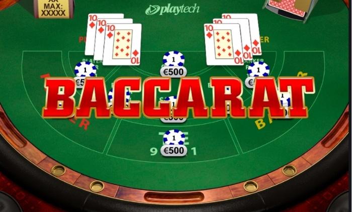 Baccarat là trò chơi cá cược có tính đối kháng cao giữa các người chơi với nhau